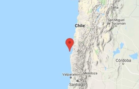 sismo 6 grados chile deja muertos apagones y danos 1