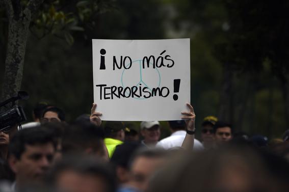 reconoce eln ser autor atentado terrorista en bogota 2