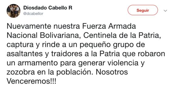 frenan en venezuela golpe de estado contra nicolas maduro 1