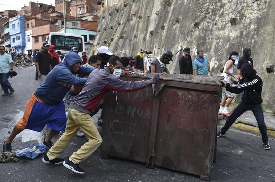 frenan en venezuela golpe de estado contra nicolas maduro 2