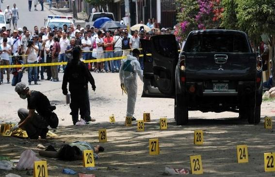mexico registra record de mas homicidios en el 2018 1