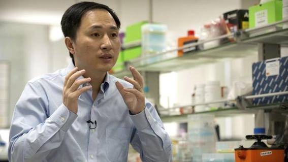 mujer gesta a otro bebe modificado geneticamente en china 1