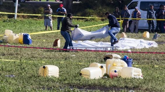 sube a 93 muertos explosion en tlahuelilpan 1