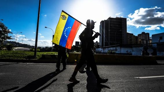 van 4 muertos antes de la marcha contra la dictadura en venezuela 1