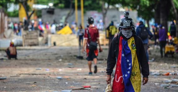 van 4 muertos antes de la marcha contra la dictadura en venezuela 2