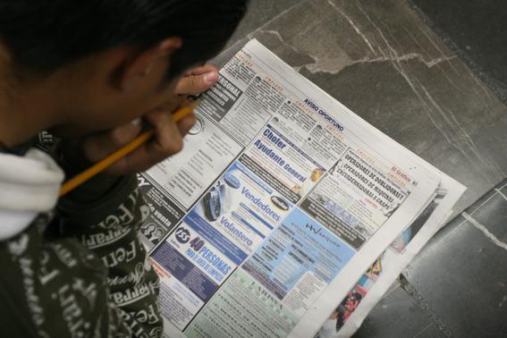 la tasa de desempleo aumenta debido al recorte de burocratas 2
