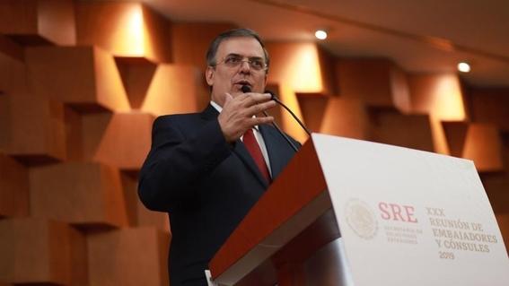 mexico aun reconoce a maduro como presidente de venezuela cancilleria 1