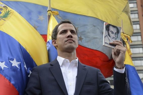 trump reconoce juan guaido como presidente interino de venezuela 1