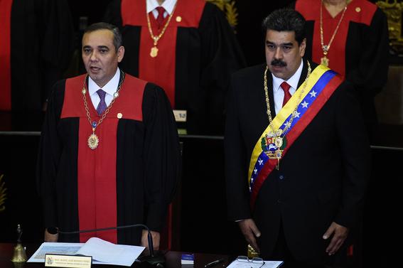 maduro acepta propuesta de uruguay y mexico 1