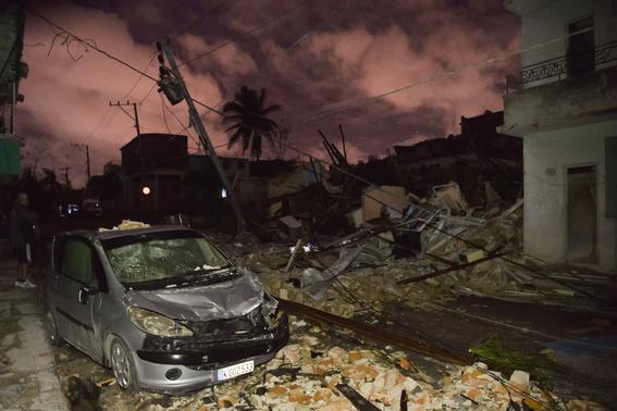 tornado en cuba deja tres muertos y 172 heridos 2