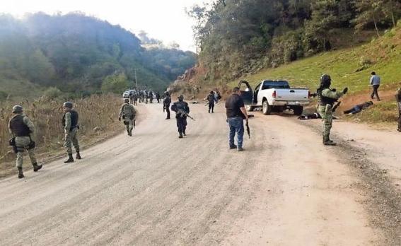 enfrentamiento en chilapa guerrero deja 10 muertos 2