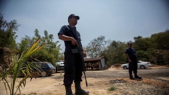 enfrentamiento en chilapa guerrero deja 10 muertos 3