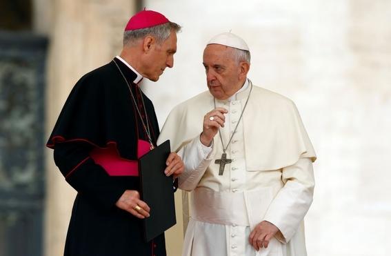papa francisco dice no al celibato opcional para sacerdotes 1