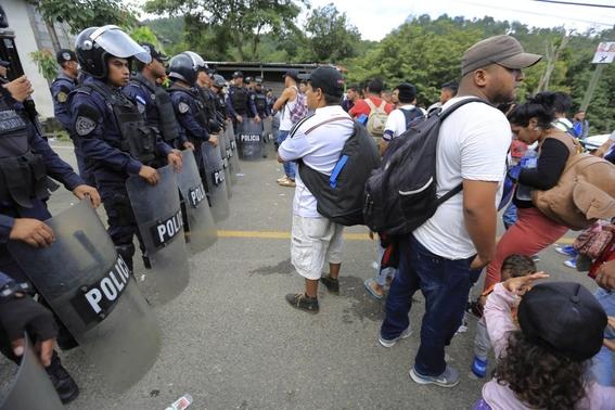gobierno de mexico reconoce manifestaciones de odio y racismo contra migrantes 2