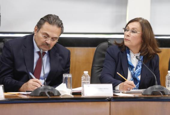 comparecen titulares de sener pemex hacienda estrategia contra huachicol 2