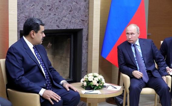 advierte rusia sobre consecuencias de intervencion militar en venezuela 1
