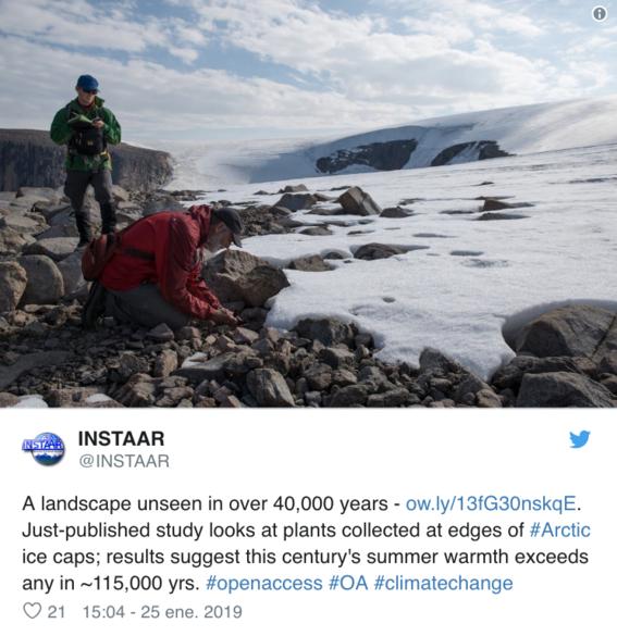 encuentran paisaje en el artico oculto durante miles de anos 1