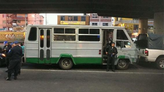 hasta el 87 por ciento de capitalinos teme viajar en transporte publico 2