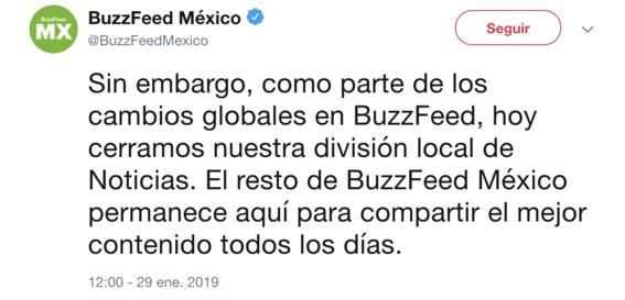 por crisis financiera buzzfeed cierra en mexico y espana 2