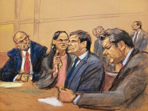 juicio a 'el chapo' guzman los cargos que enfrenta en eu 1