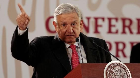 gobierno no detendra capos se acabo la guerra amlo 1