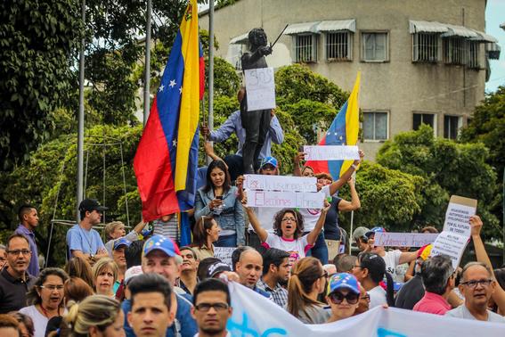 fotografiasdelaprotestacontramaduroenvenezuela 1