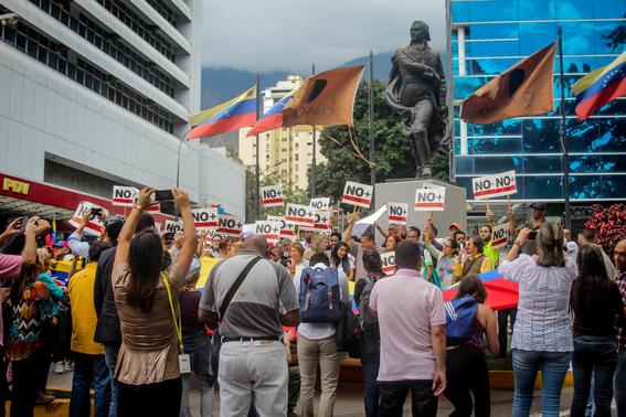 fotografiasdelaprotestacontramaduroenvenezuela 7