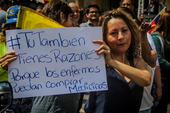 fotografiasdelaprotestacontramaduroenvenezuela 9