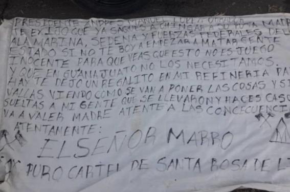 """quien es """"el marro"""" del cartel santa rosa de lima 1"""