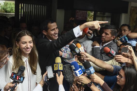 juan guiado nicolas maduro intimidaciones cuerpo elite de seguridad seguridad amenazas guaridas familia guiado oposicion venezuela 2