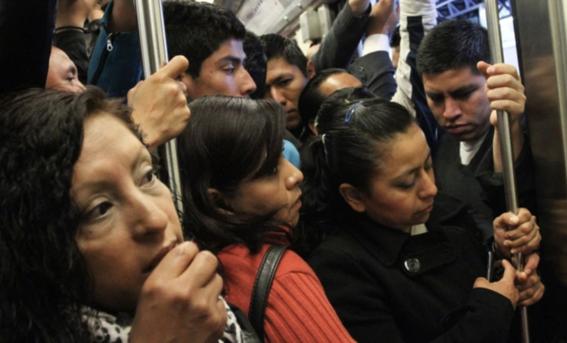9 denuncias por acoso secuestro agresiones en metro sheinbaum 1