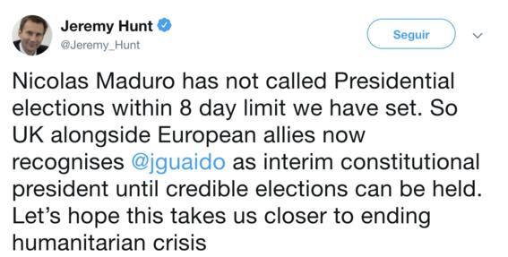 paises de union europea reconocen a guaido frente de venezuela 3