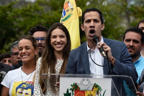 paises de union europea reconocen a guaido frente de venezuela 1