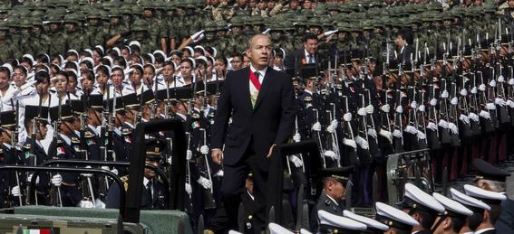 presencia militar aumenta en calles de mexico 2