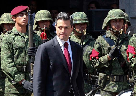 presencia militar aumenta en calles de mexico 3