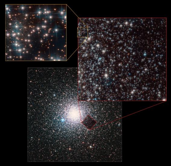 descubren nueva galaxia antigua bedin cerca de via lactea 1