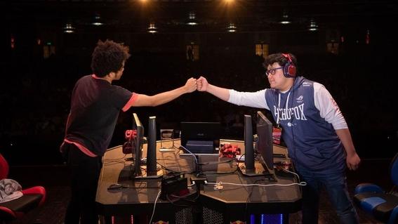 quien es mkleo campeon mundial de smash bros ultimate 2