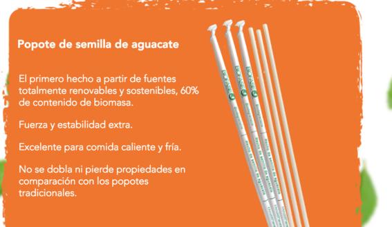 biofase empresa mexicana crea popotes y cubiertos de aguacate 3