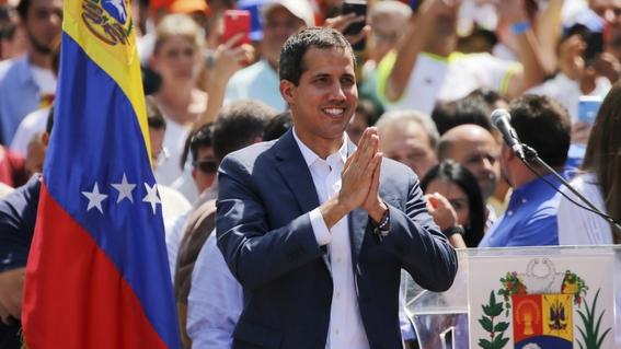 comparan a guaido de venezuela con obama 1
