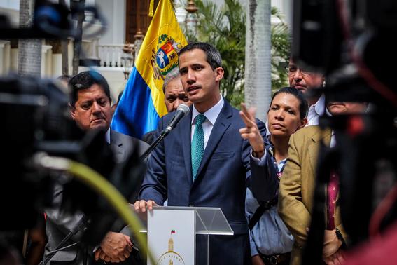 juan guaido en venezuela 4