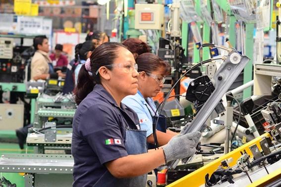 indice de productividad laboral en mexico 2