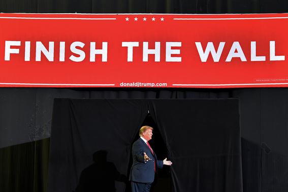 donald trump muro fronterizo 1