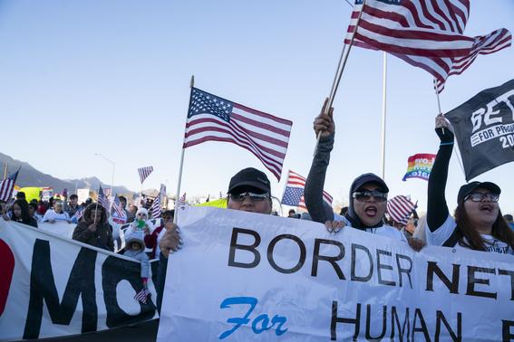 donald trump muro fronterizo 2