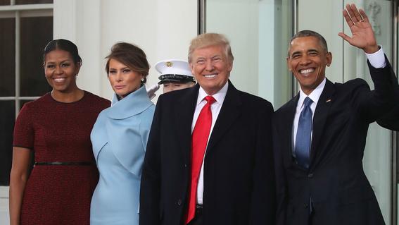 michelle obama la mujer mas admirada en estados unidos segun encuesta 2