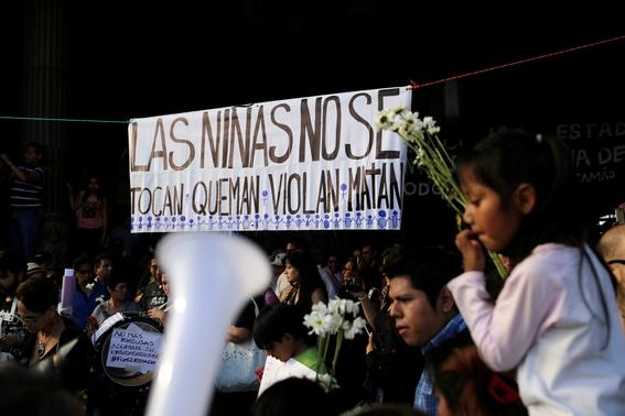 nueve asesinadas al dia asi la violencia contra las mujeres en mexico 1