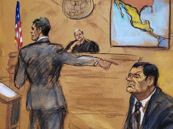 irregularidades en jurado chapo guzman pedira nuevo juicio en eua 1