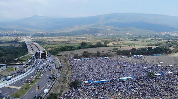 concierto live aid venezuela 1