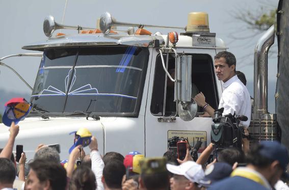 venezuela  colombia  crisis  border 3