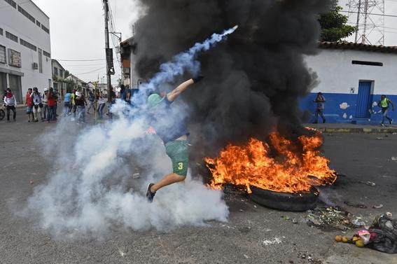 venezuela  colombia  crisis  border 4