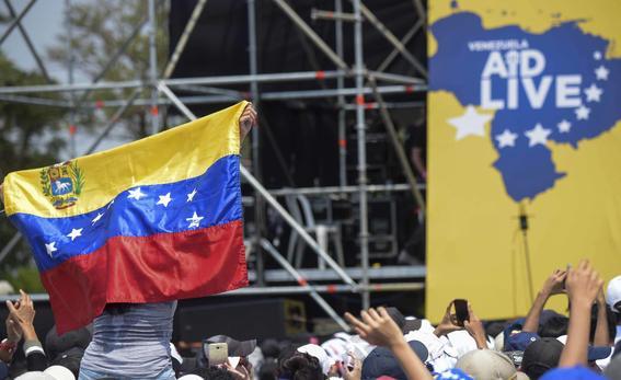 venezuela  colombia  crisis  border 5